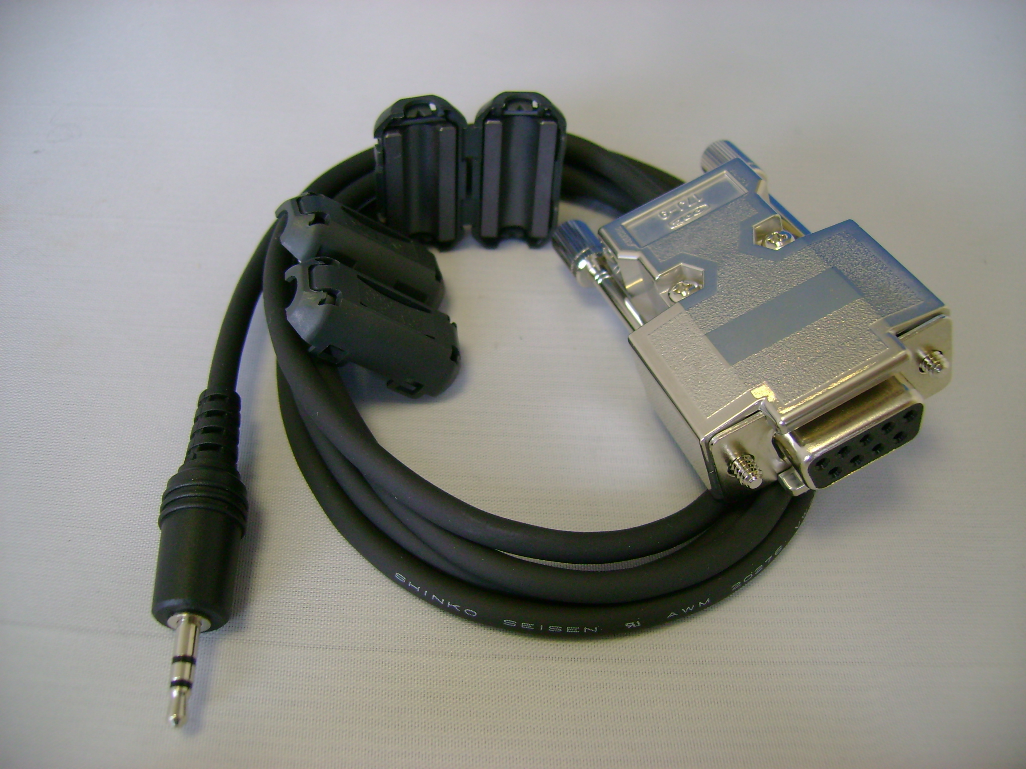 Yaesu CT-143 serial cable for VX-8GE