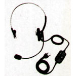 EME-12 Headset + Single Headphone VOX/PTT