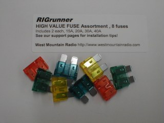 FA/HI - Fuse Assortment High Value