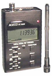 FC-3002 Frequency range 1MHz-3GHz