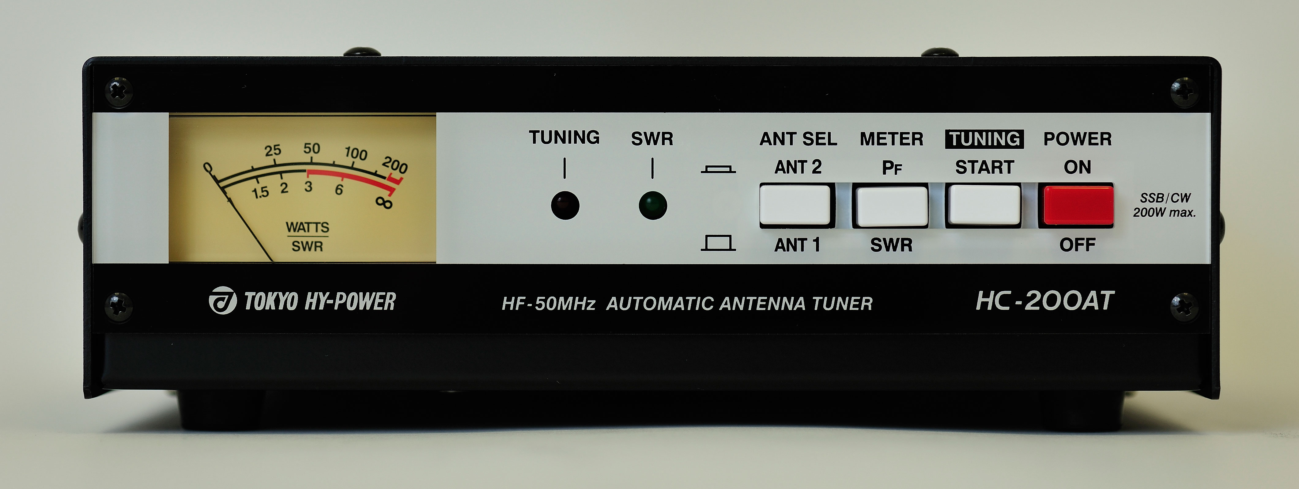 hc 200at 200w hf 50mhz auto antenna tuner radioworld. Black Bedroom Furniture Sets. Home Design Ideas