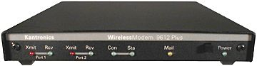 KWM-9612+ Kantronics wireless data communications modem