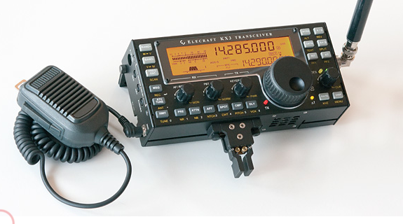 KX3-F Elecraft 10W HF & 6m Portable Transceiver - Fully Assemble