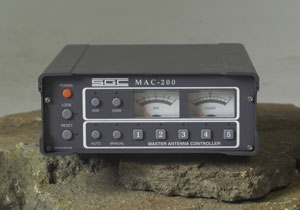 MAC-200 SGC Automatic ATU 1.8-60MHz