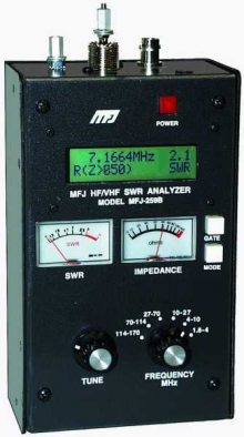 Analyzer & Power SWR Meter - RadioWorld UK