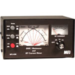 MFJ-836 all-in-one RF Ammeter/SWR/Wattmeter