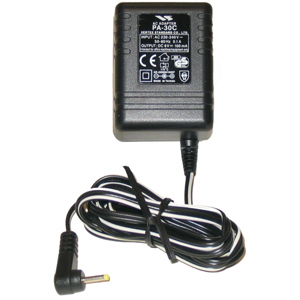 Yaesu PA-30U AC Adaptor 230V UK Plug for VR-120