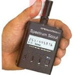 Used Frequency Counter and RF Finders