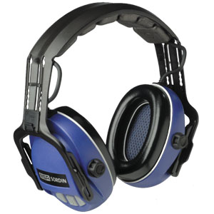 35000 Sordin Ear Defenders with input for receiver