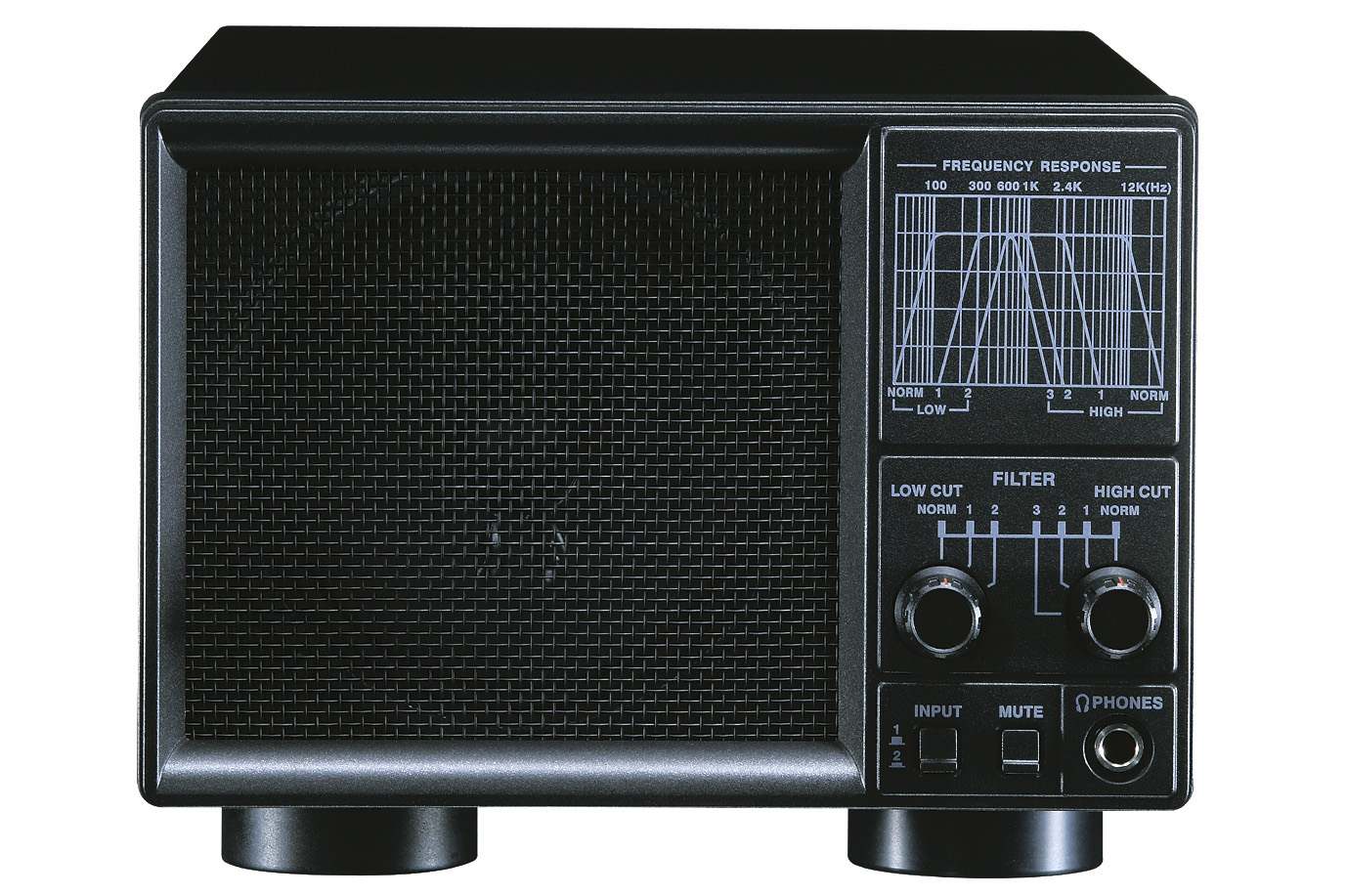 Yaesu SP-2000 - speaker to match the FT-2000 series.