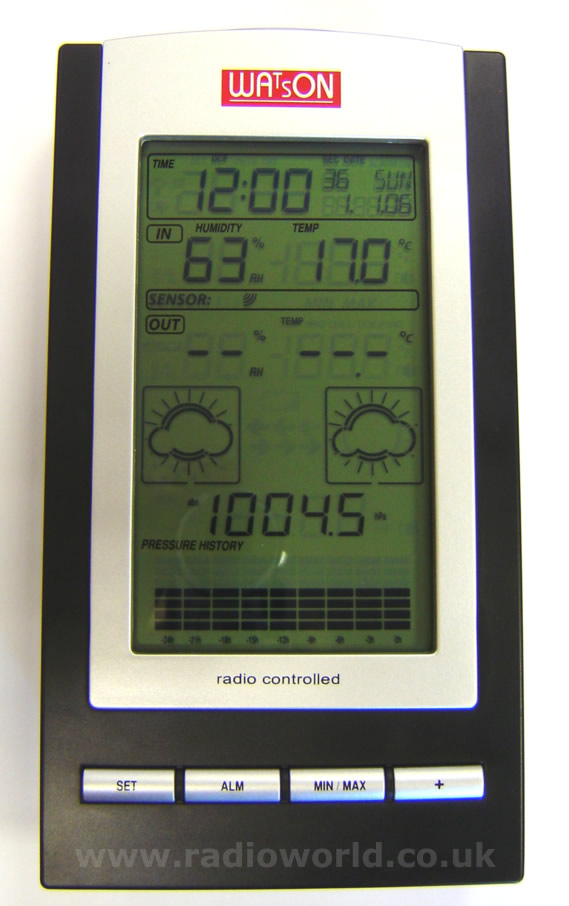 W-8683 Weather Station